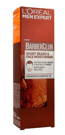 """Loreal Men Expert Barber Club Żel nawilżający do krótkiej brody i skóry  50ml"""""""