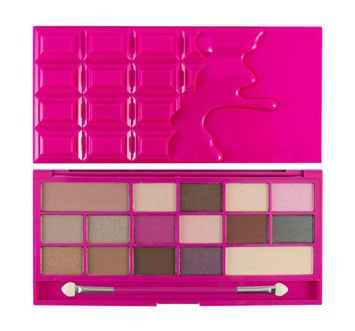 MAKEUP REVOLUTION Paleta 16 cieni Chocolate Love 22g