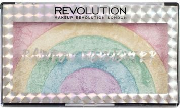 MAKEUP REVOLUTION Rozświetlacz Rainbow Highlighter 10g