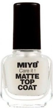 MIYO CARE IT! MATTE TOP COAT top coat matowy 8 ml