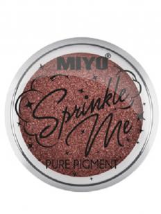 MIYO Cień sypki/pigment do powiek Sprinkle Me 04 nose candy 3g