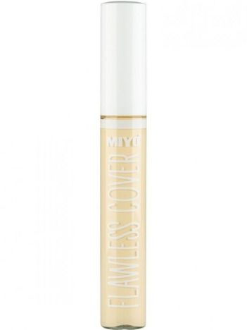 MIYO Korektor w płynie Flawless Cover Yellow 04 7 ml