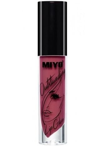 MIYO Outstanding Lip Gloss Błyszczyk 15 Love Alert 4 ml