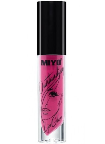 MIYO Outstanding Lip Gloss Błyszczyk Nude 24 FASHIOM BLOW 4 ml