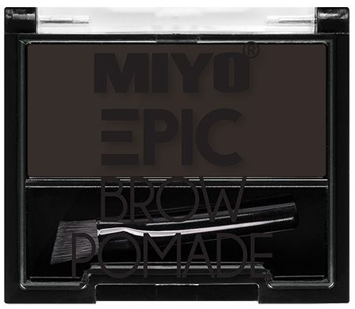 MIYO Pomada do brwi EPIC BROW POMADE no.01 brownie 4,5 g