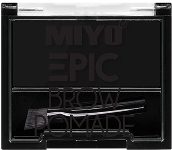 MIYO Pomada do brwi EPIC BROW POMADE no.03 back to black 4,5 g