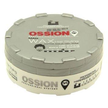 MORFOSE OSSION CASTLE WAX MEGA AQUA GEL Profesjonalny wosk żelowy 200 ml