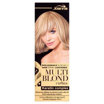 MULTI BLOND REFLEX  Rozjaśniacz w spray'u
