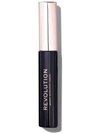 Makeup Revolution Brow Tint Żel peel off do brwi Dark Brown