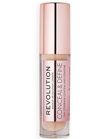 Makeup Revolution Conceal and Define Korektor w płynie C7 3,4ml