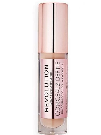 Makeup Revolution Conceal and Define Korektor w płynie C9 3,4ml
