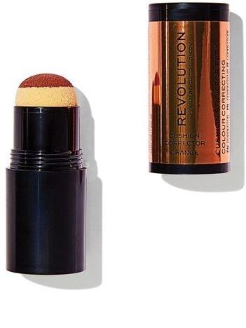 Makeup Revolution Cushion Corrector Korektor w poduszeczce Orange 2,8 g