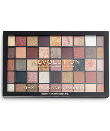 Makeup Revolution Paleta 45 cieni do powiek Maxi Reloaded Large It Up