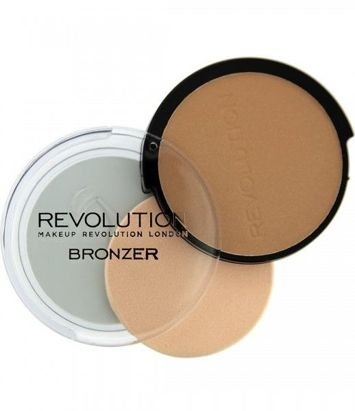 Makeup Revolution Puder brązujący Bronzer - Bronze Kiss 6.8 g