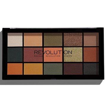 Makeup Revolution Re-Loaded Paleta cieni do powiek Iconic Division 16,5 g