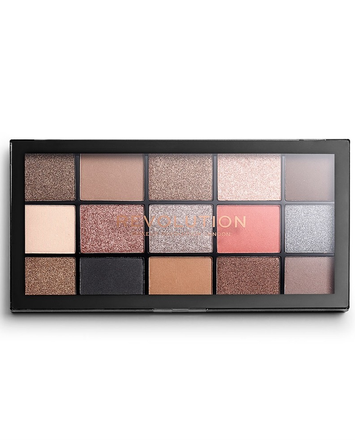 Makeup Revolution Re-Loaded Paleta cieni do powiek Iconic Hypnotic 16,5 g