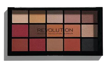 Makeup Revolution Re-Loaded Paleta cieni do powiek Iconic Vitality 16,5 g