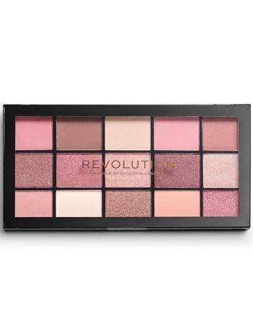 Makeup Revolution Re-Loaded Paleta cieni do powiek Provocative 16,5 g