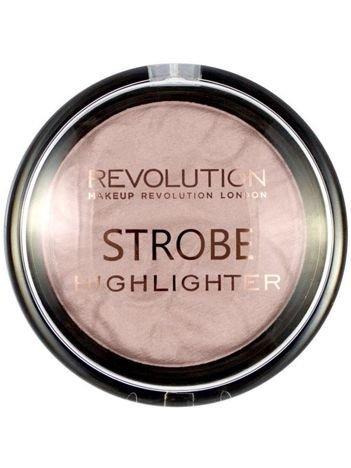 Makeup Revolution Strobe Highligter Moon Glow Lights Rozświetlacz do twarzy 7.5g