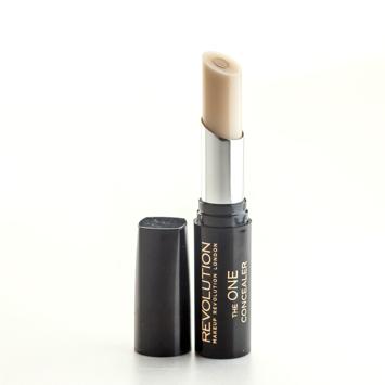 Makeup Revolution The One Concealer Korektor w sztyfcie Light 3.2g