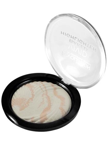 Makeup Revolution Vivid Baked Rozjaśniający puder do konturowania Matte Lights 7.5 g