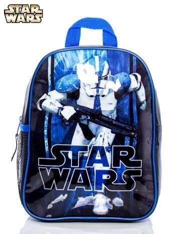 Mały plecak dziecięcy DISNEY STAR WARS ze szturmowcem czarny