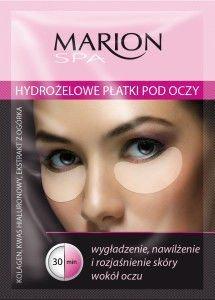 Marion Hydrożelowe płatki pod oczy 2 szt.