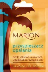 Marion Przyspieszacz opalania saszetka 13 ml