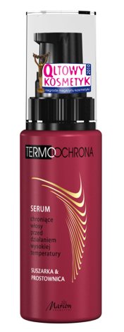 Marion Termoochrona Serum chroniące włosy przed wysokimi temperaturami 30 ml