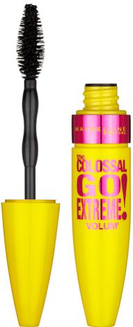 Maybelline Colossal Go Extreme tusz do rzęs intensywna czerń 10.7 ml