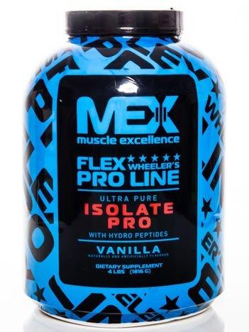 Mex - Odżywka białkowa Iso - 1816g Vanilla