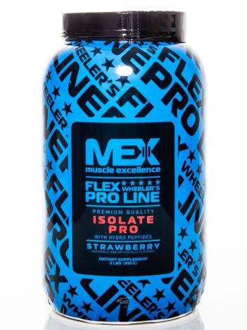 Mex - Odżywka białkowa Iso - 908g Chocolate