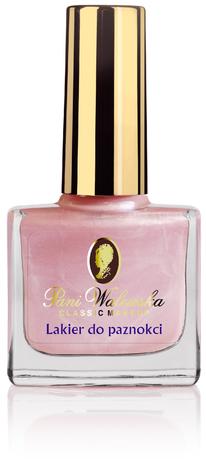 "Miraculum Pani Walewska Classic Makeup Lakier do paznokci nr 02 Różowa Perła  10ml"""