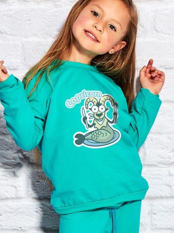 Morska bluza dziecięca znak zodiaku KOZIOROŻEC