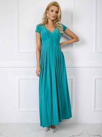Morska sukienka Chrissy