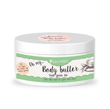 NACOMI Masło do ciała Zielona Herbata, 100 ml