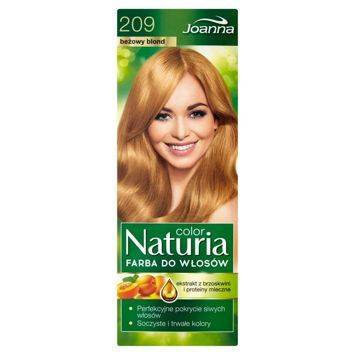 NATURIA COLOR Farba Beżowy blond  (209)