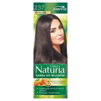 NATURIA COLOR Farba Chłodny brąz (237)