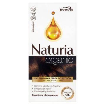 NATURIA ORGANIC Farba Herbaciany 340