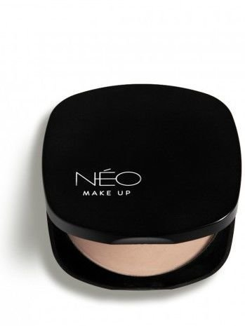 NEO Make Up PUDER PRASOWANY Pro Skin Matte TRANSPARENTNY 00 8g