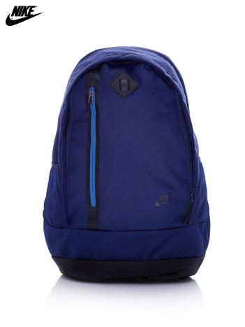 NIKE Granatowy plecak szkolny z czarną wstawką