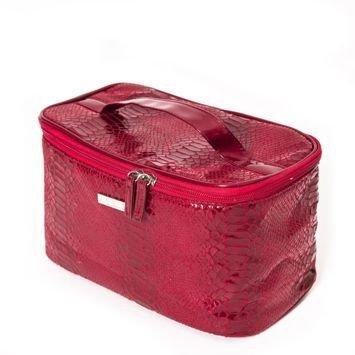 NOBLE Kosmetyczka RED Viber VR003 (Wymiary: 16x26x14 cm)
