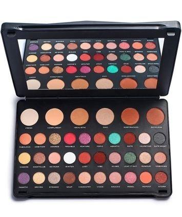 NOWOŚĆ! REVOLUTION Shook! Eyeshadow Palette Paleta 36 cieni do powiek