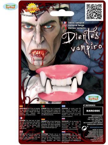 Nakładki na zęby Wampir