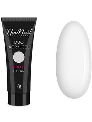 NeoNail DUO ACRYLGEL PERFECT CLEAR 7 g
