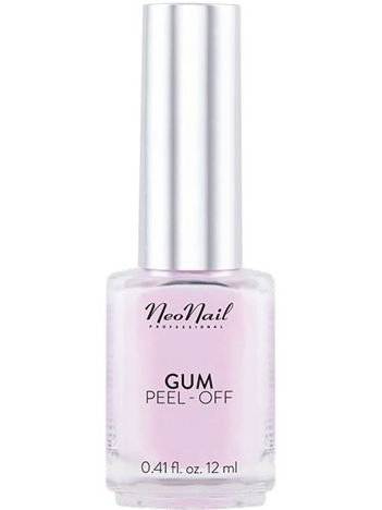 NeoNail GUM PEEL-OFF Ochronna guma do skórek 12 ml