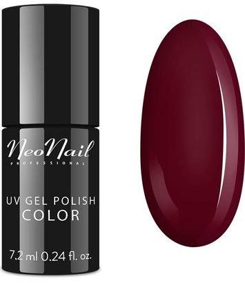NeoNail Lakier Hybrydowy 2617 - Wine Red 7,2 ml