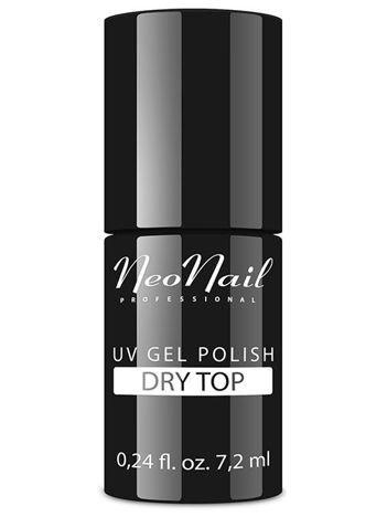 NeoNail Lakier Hybrydowy 5300 - DRY TOP (bez przemywania) 7,2 ml