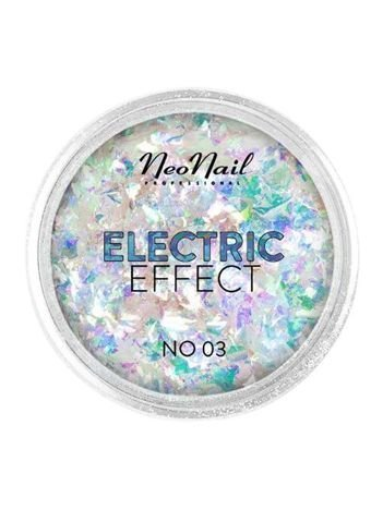 NeoNail Pyłek ELECTRIC EFFECT NR.03 0,3 g