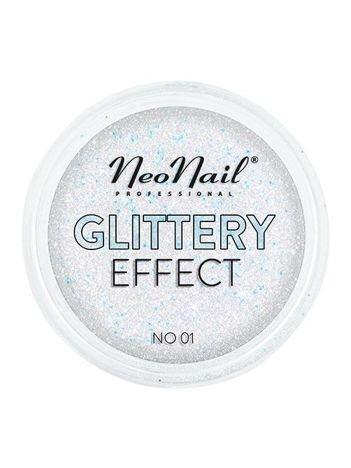 NeoNail Pyłek GLITTERY EFECT NR.01 5550-1 2 g